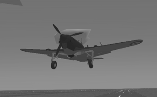 Morane-Saulnier MS406 Test flight
